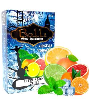 Табак Balli Citrus Mint Chill (Цитрус Мята Чилл) 50 гр