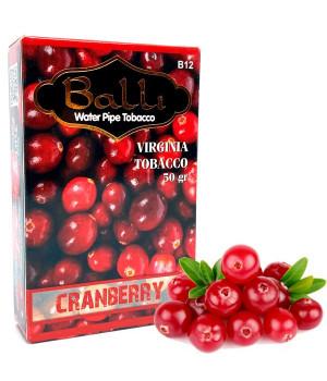 Табак Balli Cranberry (Клюква) 50 гр