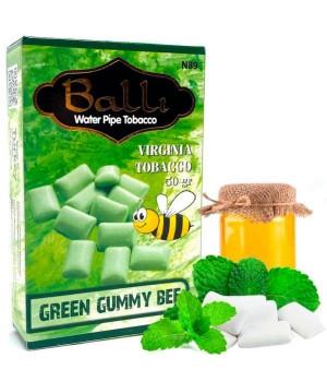 Табак Balli Green Gummy Bee (Зеленая Гами Би) 50 гр