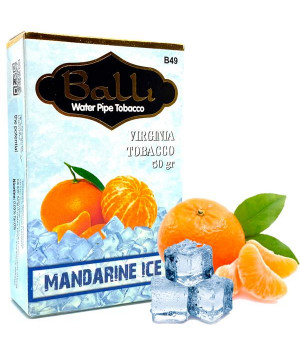 Табак Balli Mandarine Ice (Мандарин Лед) 50 гр