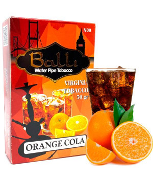 Табак Balli Orange Cola (Апельсин Кола) 50 гр