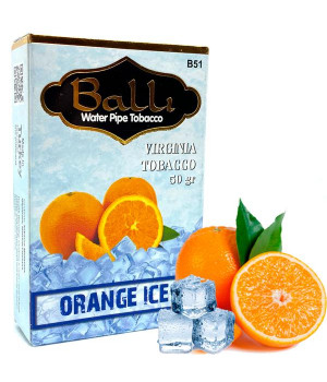 Табак Balli Orange Ice (Апельсин Лед) 50 гр