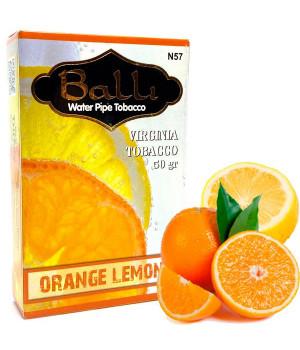 Табак Balli Orange Lemon (Апельсин Лимон) 50 гр
