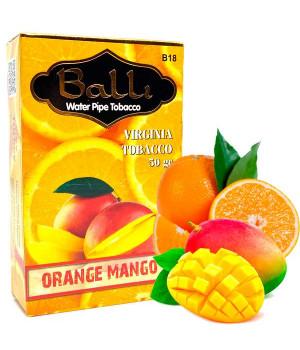 Табак Balli Orange Mango (Апельсин Манго) 50 гр
