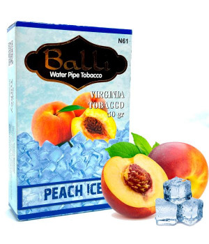 Табак Balli Peach Ice (Персик Лед) 50 гр