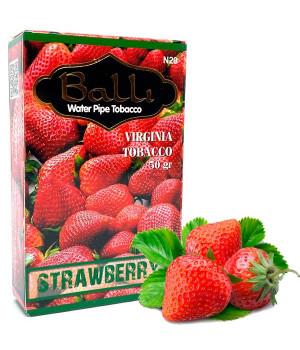 Табак Balli Strawberry (Клубника) 50 гр