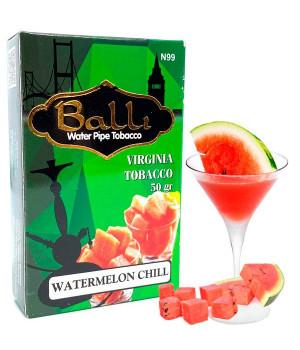 Табак Balli Watermelon Chill (Арбуз Чилл) 50 гр