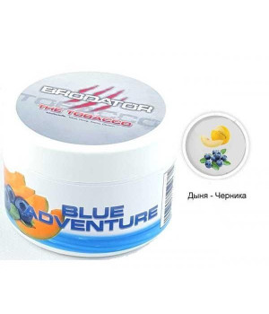 Табак Brodator Blue Adventure (Черника Дыня) 200гр