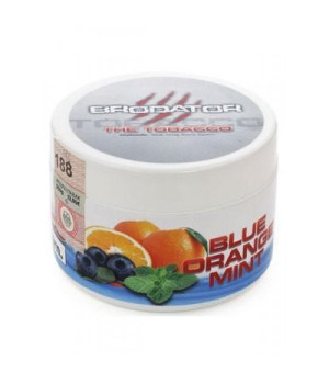 Табак Brodator Blue Orange Mint (Черника Апельсин Мята) 200гр