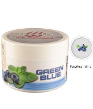 Табак Brodator Green Blue (Черника - Мята) 200гр