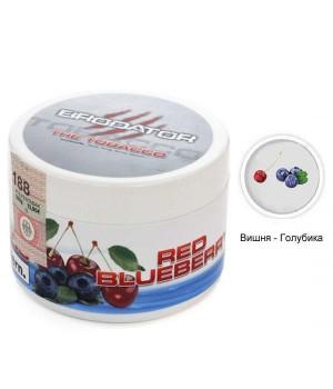 Табак Brodator Red Blueberry (Сладкая Вишня - Черника) 200гр