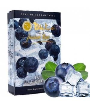 Табак Buta Gold Line Ice Blueberry (Черника Лед) 50гр