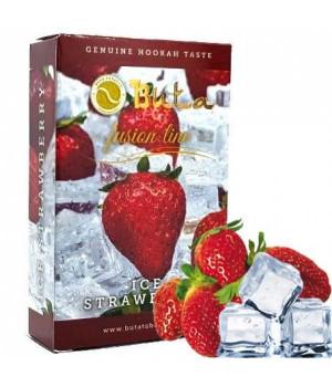 Табак Buta Gold Line Ice Strawberry (Клубника Лед) 50гр