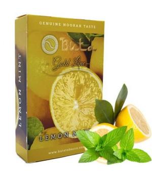 Табак Buta Gold Line Lemon Mint (Лимон Мята) 50 гр