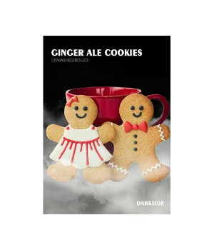 Табак Darkside Core line Ginger Ale Cookies (Имбирное Печенье) 100гр