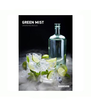 Табак Darkside Core line Green Mist (Грин Мист) 100гр