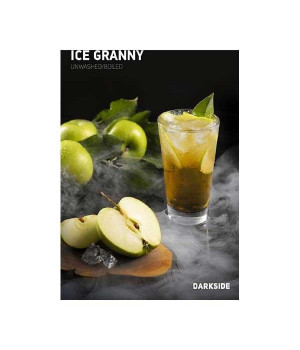 Табак Darkside Core line Ice Granny (Айс Гренни) 100гр