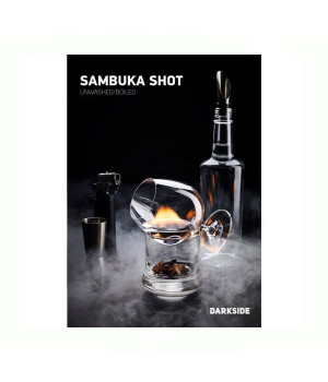Табак Darkside Core line Sambuka Shot (Самбука Шот) 100гр