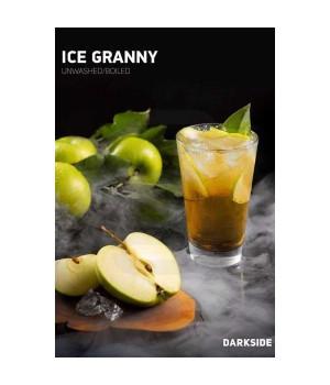 Табак Darkside Medium Line Ice Granny (Айс Гренни) 250гр