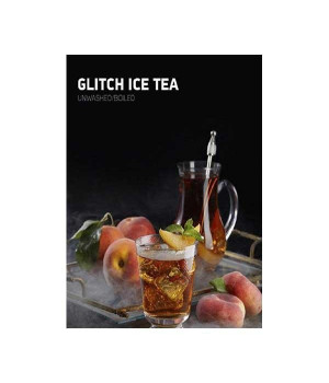 Табак Darkside Rare Line Glitch Ice Tea (Глитч Айс Ти) 100гр