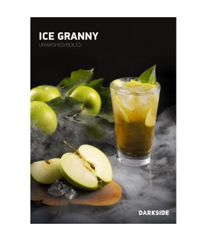 Табак Darkside Rare Line Ice Granny (Айс Гренни) 100гр