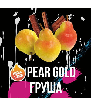 Табак Dead Horse Hell Line Pear Gold (Груша) 100гр