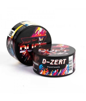 Табак Duft All In D-Zert (Ди-Зёрт) 25 гр