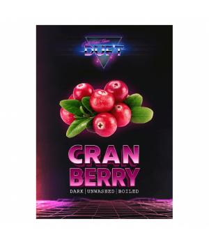 Табак Duft Cranberry (Клюква) 100 гр