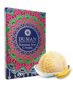 Табак Duman Hard Banana Ice Cream (Банановое Мороженое) 100 гр