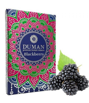 Табак Duman Hard Blackberry (Ежевика) 100 гр