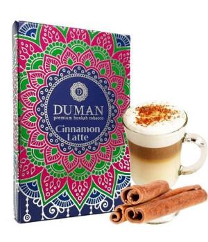 Табак Duman Hard Cinnamon Latte (Латте с Корицей) 100 гр