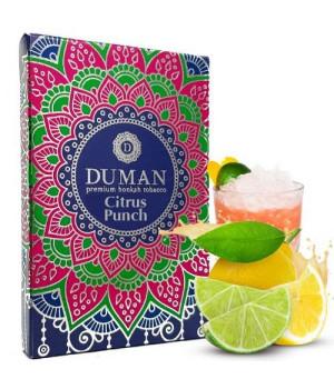 Табак Duman Hard Citrus Punch (Цитрусовый Микс) 100 гр
