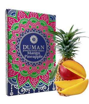 Табак Duman Hard Mango Pineapple (Манго Ананас) 100 гр