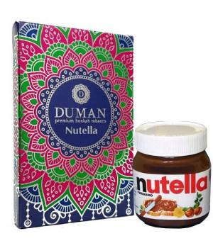 Табак Duman Hard Nutella (Ореховая Паста) 100 гр