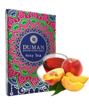 Табак Duman Hard Sexy Tea (Персиковый Чай) 100 гр
