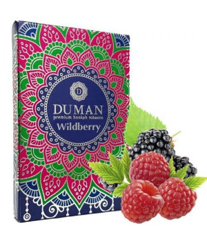 Табак Duman Hard Wildberry (Лесные Ягоды) 100 гр