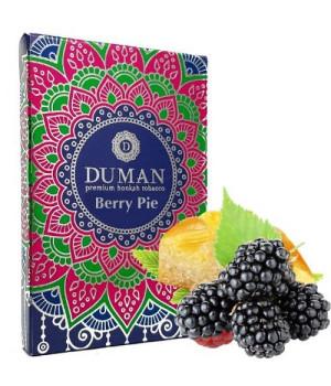 Табак Duman Medium Berry Pie (Ягодный Пирог) 100 гр