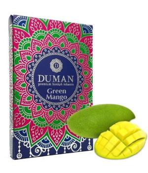 Табак Duman Medium Green Mango (Зеленое Манго) 100 гр
