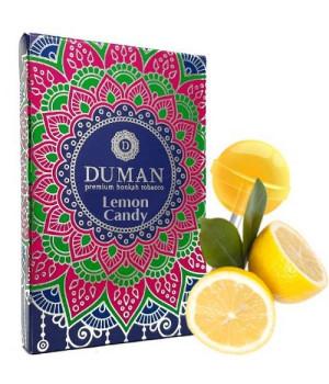 Табак Duman Medium Lemon Candy (Лимонная Конфета) 100 гр