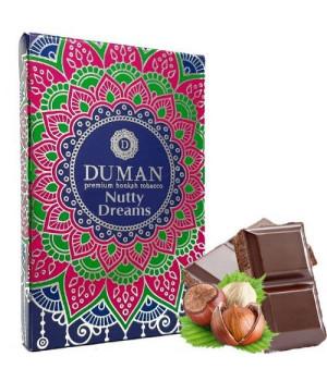 Табак Duman Medium Nutty Dreams (Ореховая Мечта) 100 гр