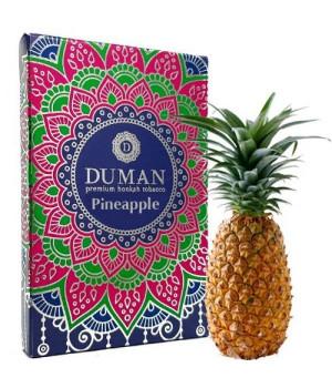 Табак Duman Medium Pineapple (Ананас) 100 гр