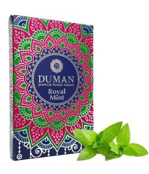 Табак Duman Medium Royal Mint (Королевская Мята) 100 гр