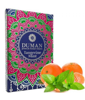 Табак Duman Medium Tangerine Mint (Мандарин Мята) 100 гр