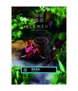 Табак Element Вода Basil (Базилик) 250гр