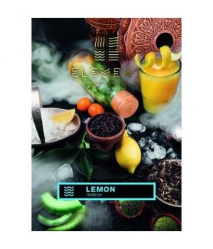 Табак Element Вода Lemon (Лимон) 40гр