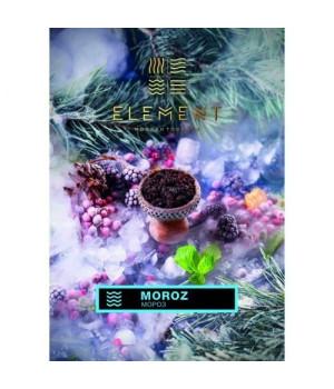 Табак Element Вода Moroz (Мороз) 40гр