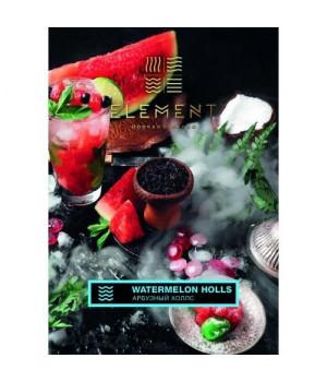 Табак Element Вода Watermelon Holls (Арбузный Холс) 40гр