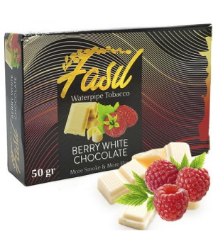 Табак Fasil Berry White Chocolate (Малина Белый Шоколад) 50гр