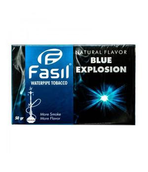 Табак Fasil Blue Explosion (Черника Мята) 50гр