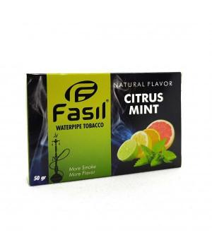 Табак Fasil Citrus Mint (Цитрус Мята) 50гр